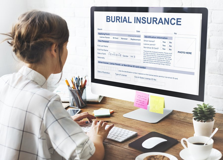 Burial Insurance Search